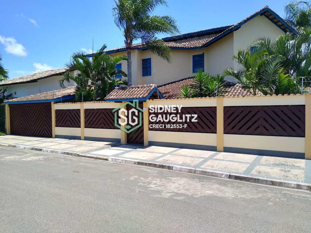 Casa em Cananéia, no bairro Retiro Caravelas