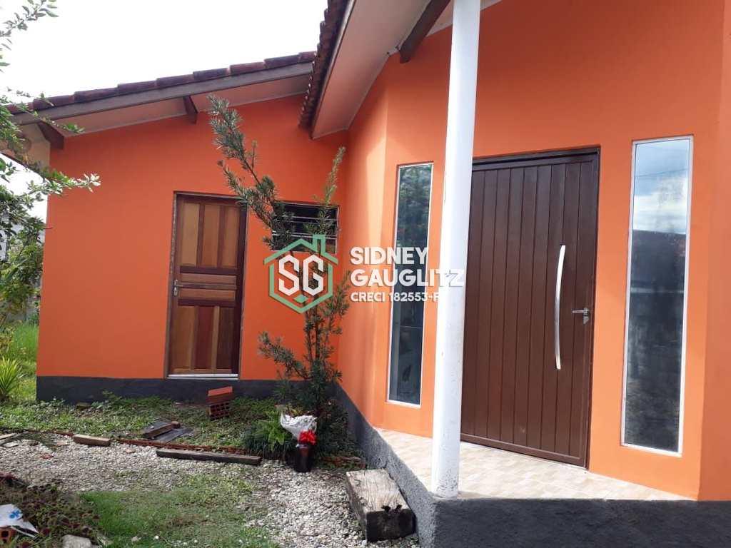 Casa em Cananéia, no bairro Vila Cabana