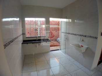 Casa, código 9 em Piracicaba, bairro Conjunto Habitacional Água Branca