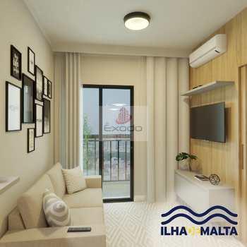 Apartamento, código 10 em Piracicaba, bairro Jardim Sol Nascente II