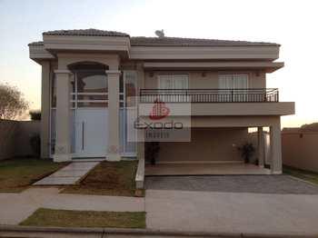 Casa de Condomínio, código 112 em Piracicaba, bairro Alphaville Piracicaba