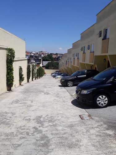 Sobrado de Condomínio, código SB0001 em São Paulo, bairro Vila Santa Inês