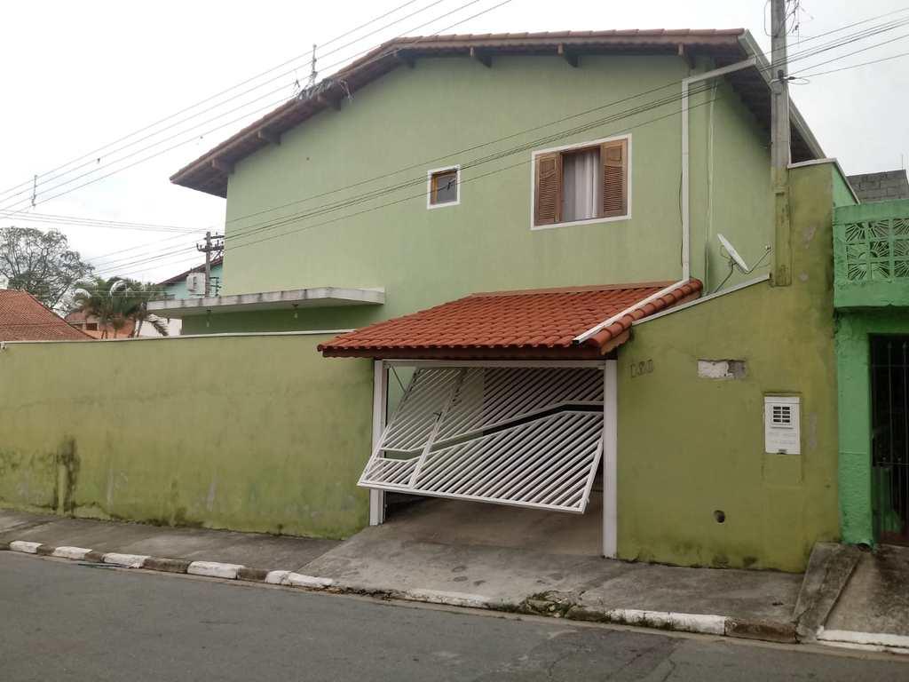 Sobrado em Poá, no bairro Centro