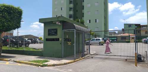Apartamento, código AP0049 em Poá, bairro Vila Júlia