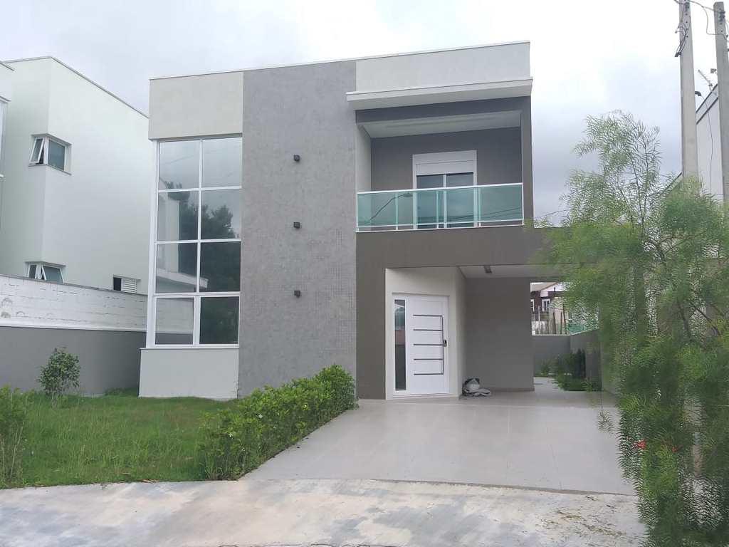 Sobrado de Condomínio em Mogi das Cruzes, no bairro Alto da Boa Vista