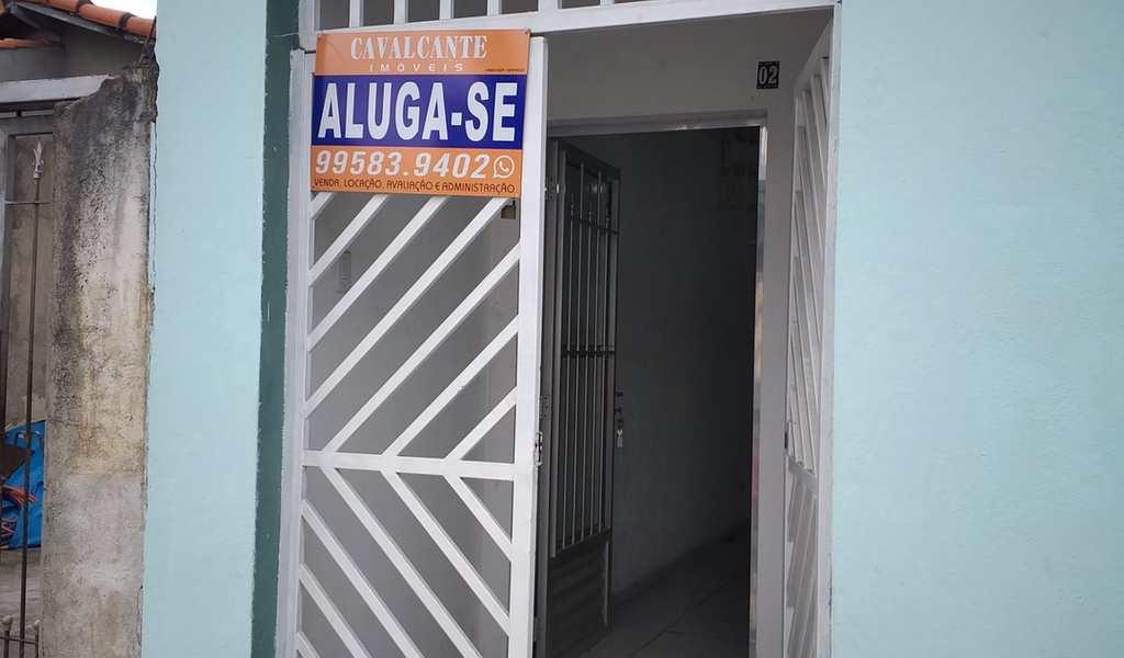 Kitnet em Suzano, bairro Vila Maria de Maggi