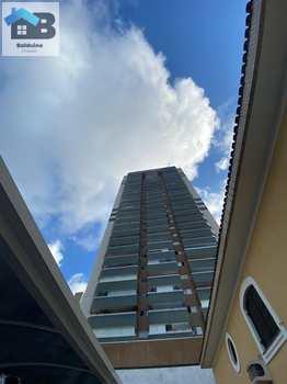 Apartamento, código 8 em Santos, bairro Ponta da Praia