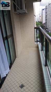 Apartamento, código 48 em Santos, bairro Boqueirão