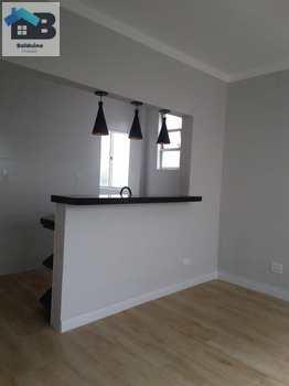 Apartamento, código 54 em Santos, bairro Gonzaga