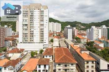 Apartamento, código 60 em Santos, bairro Campo Grande