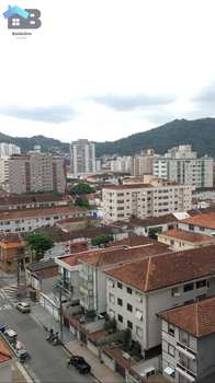 Apartamento, código 64 em Santos, bairro Campo Grande