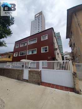 Apartamento, código 69 em Santos, bairro Gonzaga