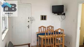 Apartamento, código 95 em Santos, bairro Boqueirão
