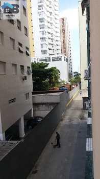 Kitnet, código 105 em Santos, bairro Boqueirão