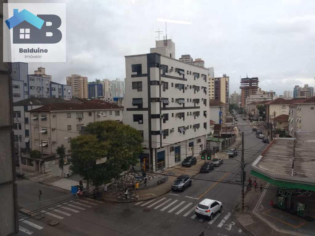 Conjunto Comercial em Santos, no bairro Embaré
