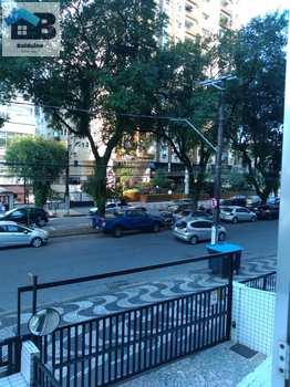 Apartamento, código 116 em Santos, bairro Ponta da Praia