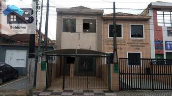 Sobrado Comercial, código 119 em Santos, bairro Marapé