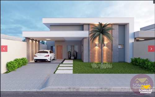 Casa, código 15 em Primavera do Leste, bairro Poncho Verde III - 4ª Ampliação