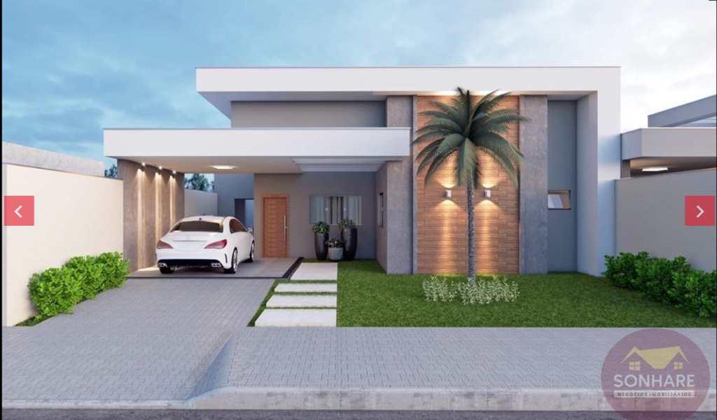 Casa em Primavera do Leste, bairro Poncho Verde III - 4ª Ampliação
