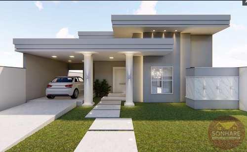 Casa, código 25 em Primavera do Leste, bairro Parque Eldorado