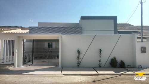 Casa, código 37 em Primavera do Leste, bairro Buritis II