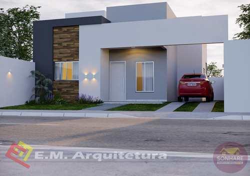 Casa, código 50 em Primavera do Leste, bairro Buritis IV