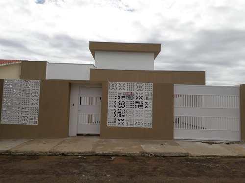 Casa, código 52 em Primavera do Leste, bairro Buritis I