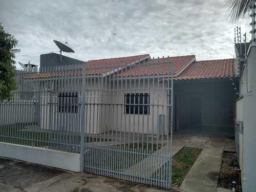 Casa, código 53 em Primavera do Leste, bairro Jardim Itália