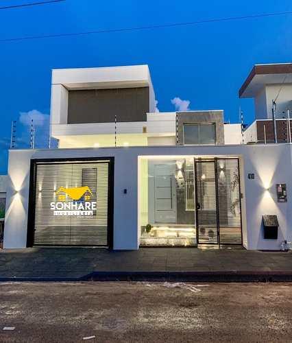 Casa, código 70 em Primavera do Leste, bairro Parque Eldorado
