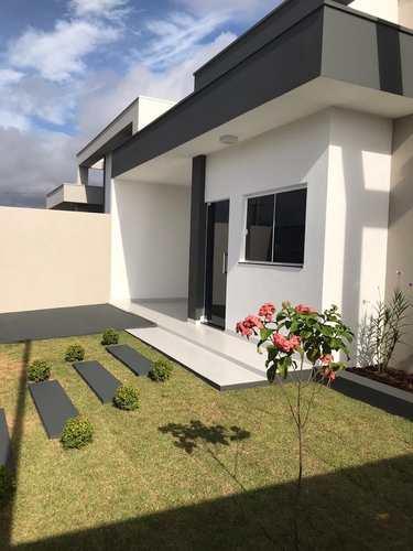 Casa, código 82 em Primavera do Leste, bairro Poncho Verde III - 3ª Ampliação