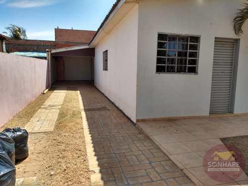 Casa, código 89 em Primavera do Leste, bairro São Cristovão