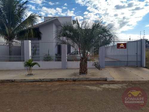 Casa, código 92 em Primavera do Leste, bairro Jardim Luciana