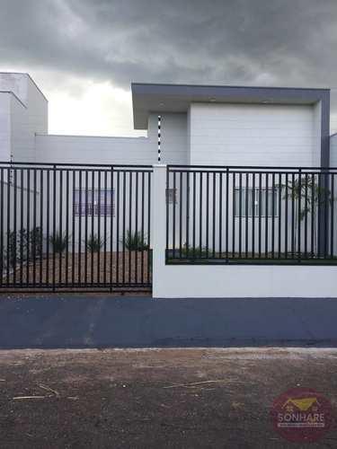 Casa, código 97 em Primavera do Leste, bairro Buritis II