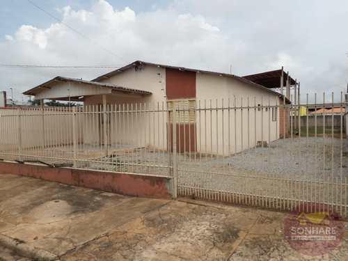 Casa, código 103 em Primavera do Leste, bairro Castelândia