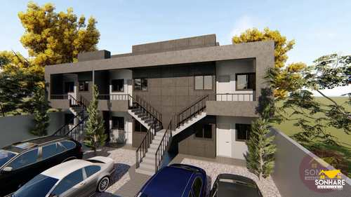 Apartamento, código 104 em Primavera do Leste, bairro Buritis IV