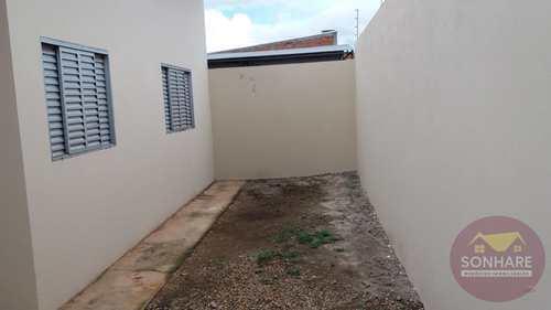 Casa, código 106 em Primavera do Leste, bairro Buritis II