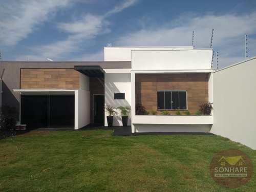 Casa, código 108 em Primavera do Leste, bairro Parque Eldorado