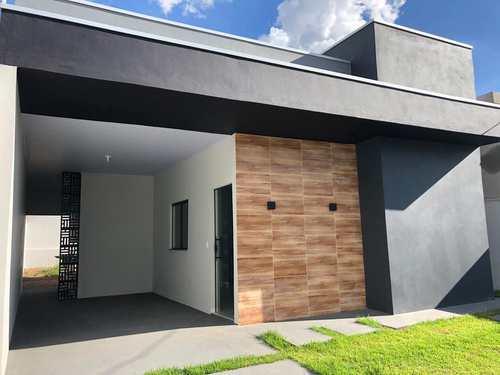Casa, código 111 em Primavera do Leste, bairro Buritis II