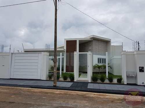 Casa, código 112 em Primavera do Leste, bairro Jardim das Américas
