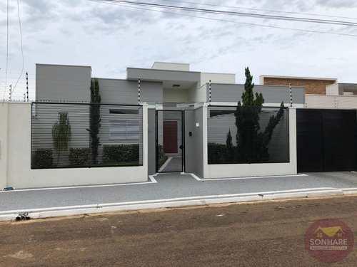 Casa, código 117 em Primavera do Leste, bairro Jardim das Américas