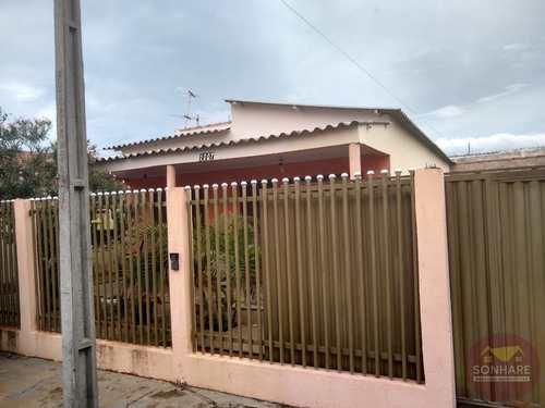 Casa, código 121 em Primavera do Leste, bairro Centro