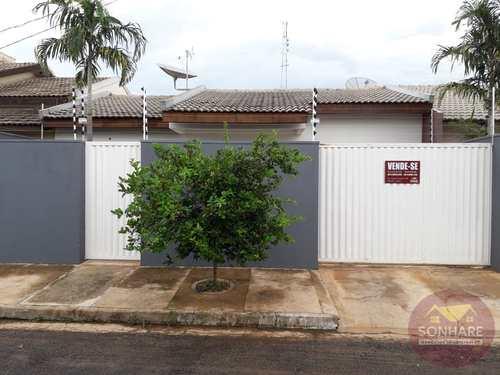Casa, código 123 em Primavera do Leste, bairro Buritis II