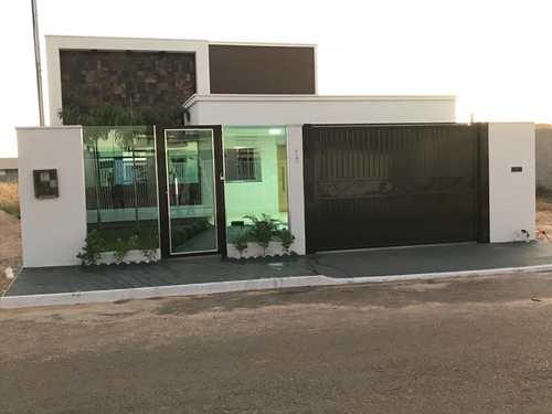 Casa, código 136 em Primavera do Leste, bairro Buritis III