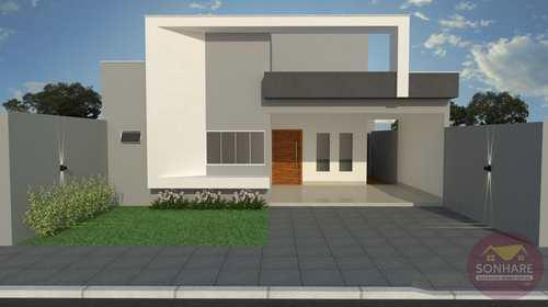 Casa, código 150 em Primavera do Leste, bairro Res Buritis II - Expansão
