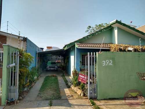 Casa, código 157 em Primavera do Leste, bairro Centro