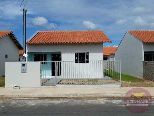 Casa, código 159 em Primavera do Leste, bairro Centro