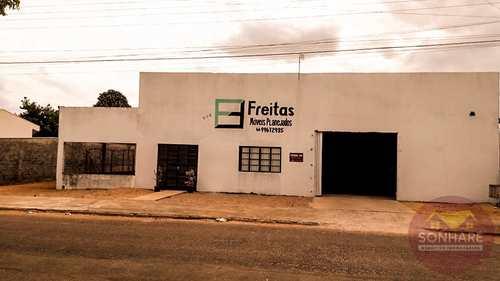 Armazém ou Barracão, código 168 em Primavera do Leste, bairro Poncho Verde