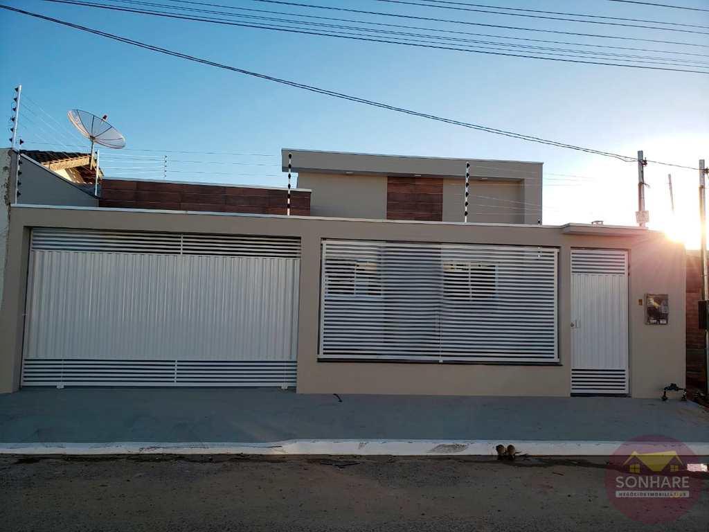 Casa em Primavera do Leste, no bairro Res Buritis II - Expansão