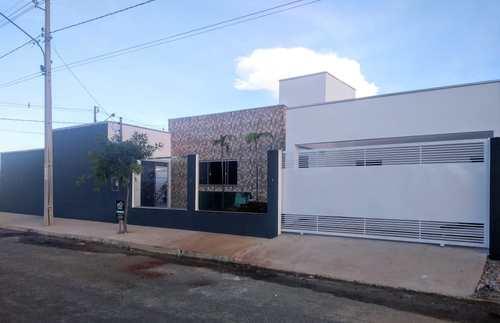 Casa, código 178 em Primavera do Leste, bairro Buritis III