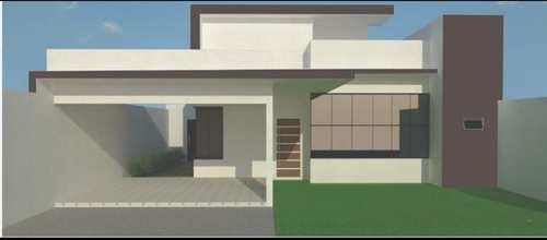 Casa, código 182 em Primavera do Leste, bairro Parque Eldorado